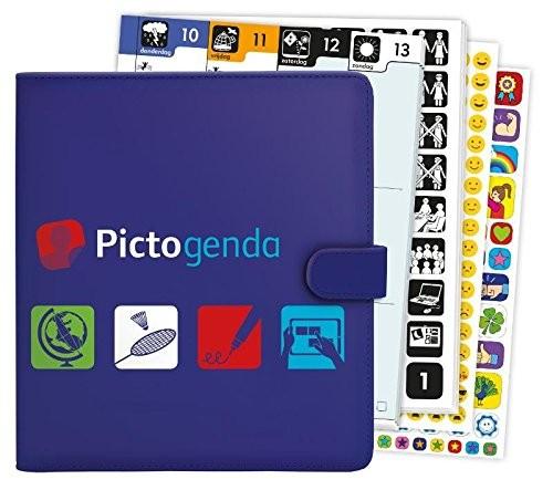 Pictogenda - ein Kalender ohne Worte 2019
