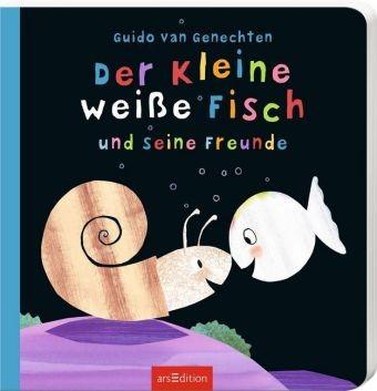 Guido van Genechten, Der kleine weiße Fisch und seine Freunde