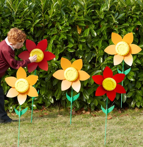 Florolox – die sprechenden Blumen