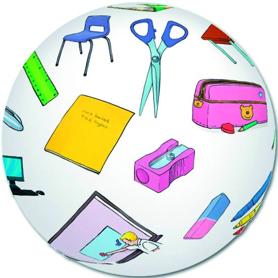 Wörterball Schule & Lernen