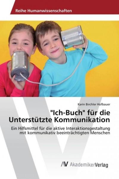 """Birchler Hofbauer: """"Ich-Buch"""" für die Unterstützte Kommunikation"""