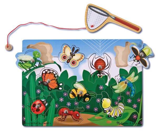 Insekten-Fänger - Magnetspiel