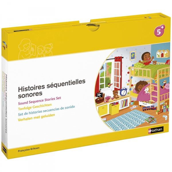 Geräusche-Geschichten-Box