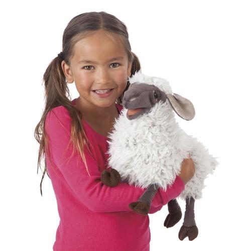 Blökendes Schaf