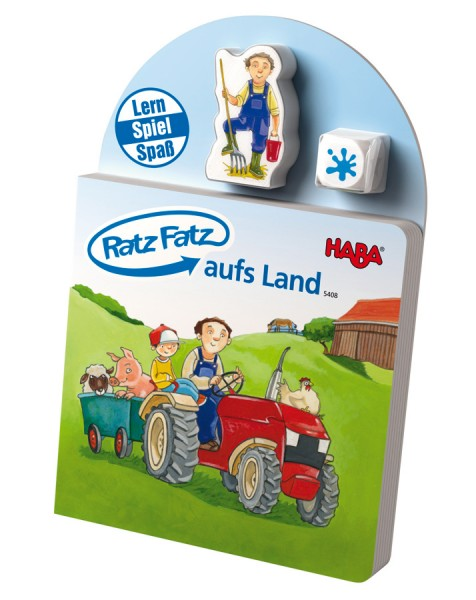 Ratz Fatz aufs Land