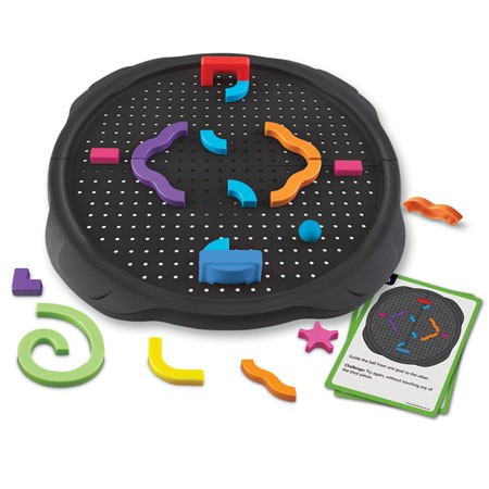 Riesen-Labyrinth Bauspiel