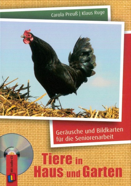 Preuß / Ruge: Tiere in Haus und Garten - Geräusche und Bildkarten