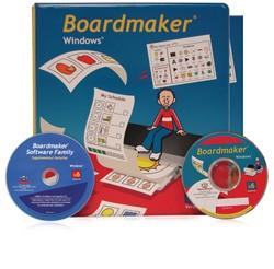 Boardmaker Win - USB-Version inkl. Addendum DE