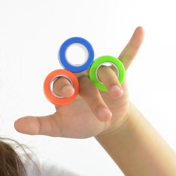 Magnofinger - Finger-Magnete 3-erSet