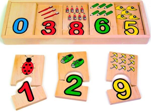 Numbo – Das Zahlen-Zuordnungsspiel
