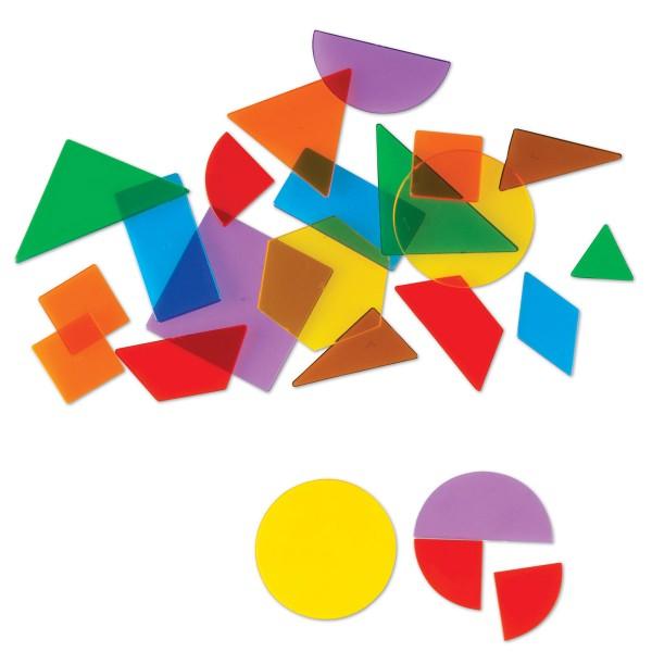 Geometrix - Transluzente Geo-Formen