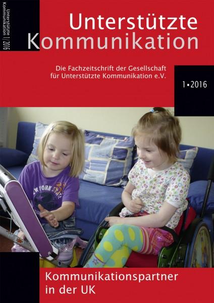 Unterstützte Kommunikation 1/2016