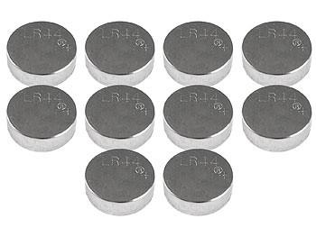 Knopfbatterien LR44 (AG13) - 10er Pack