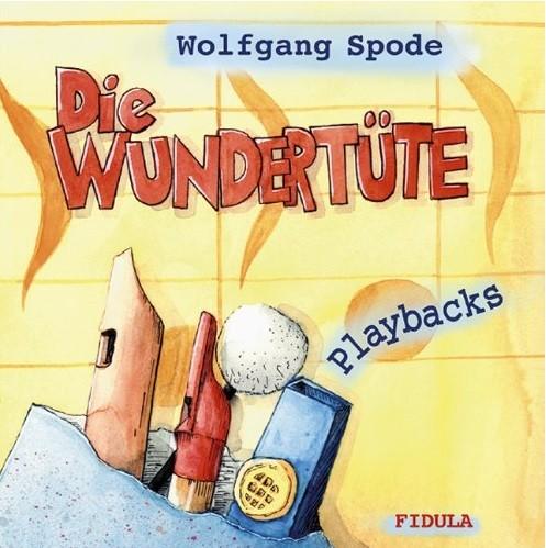 Die Wundertüte - Playbacks CD