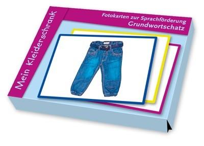Grundwortschatz Mein Kleiderschrank