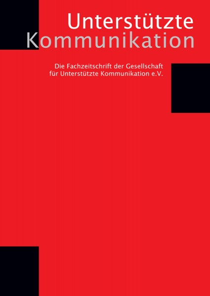 """Abonnement """"Unterstützte Kommunikation"""""""