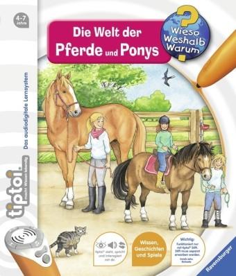 tiptoi: Die Welt der Pferde und der Ponys