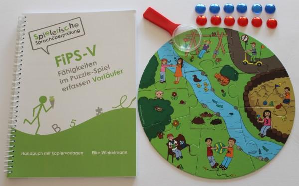 FiPS-V – Fähigkeiten im Puzzle-Spiel erfassen - Vorläufer