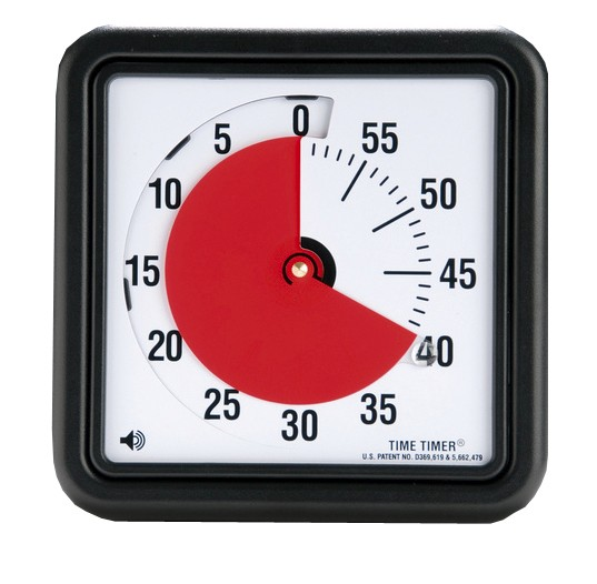 TimeTimer Medium mit Signal