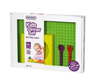 Kidgo Kindergeschirr Basis-Set