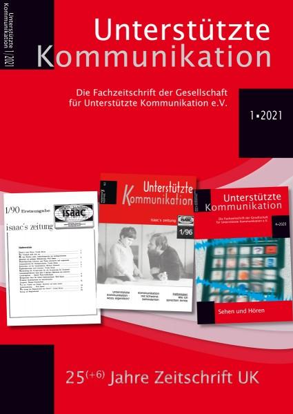 Unterstützte Kommunikation 1/2021