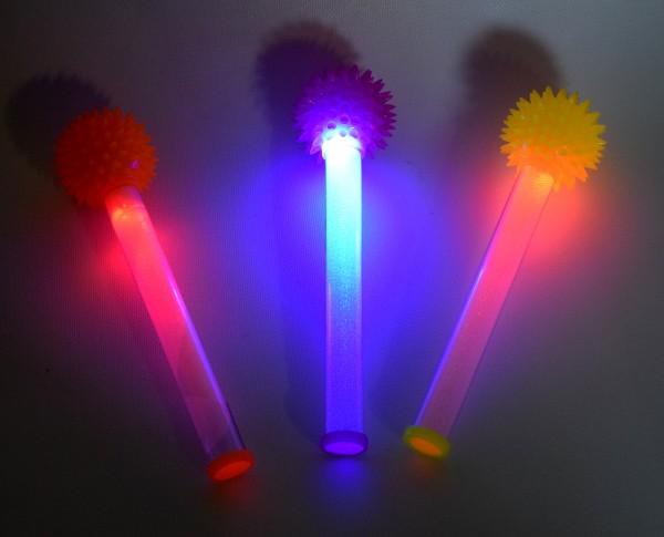 Spikey Lichtstab