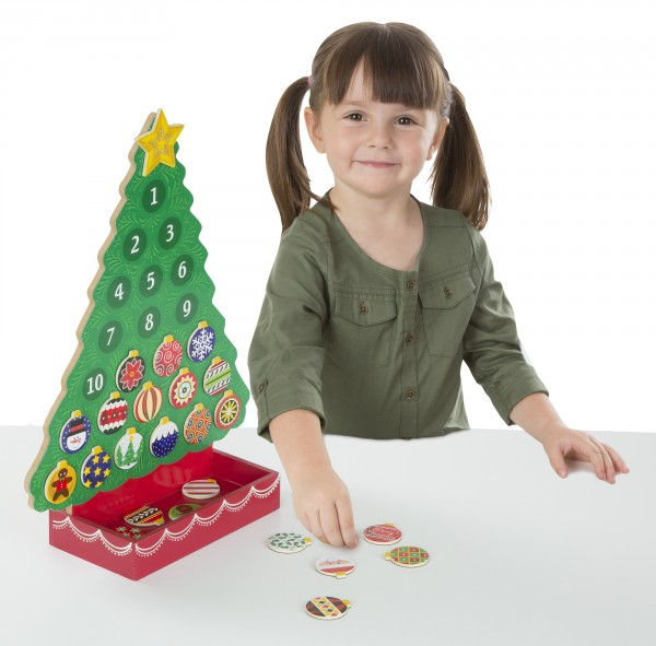 Magnetischer Weihnachtsbaum