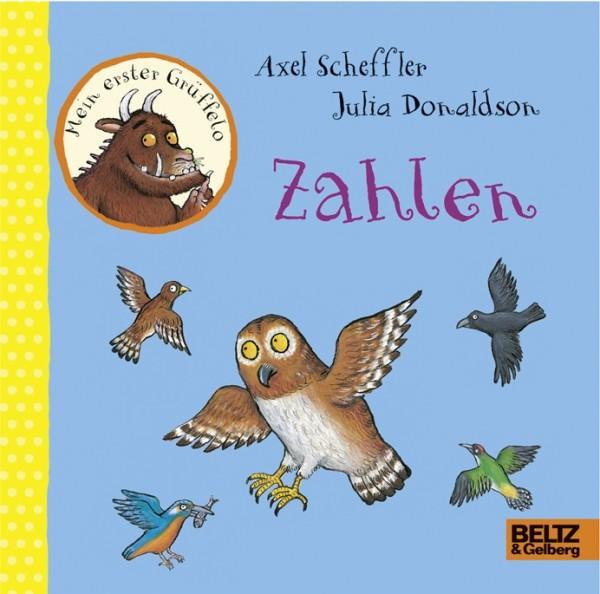 Scheffler/Donaldson: Zahlen - Mein erster Grüffelo