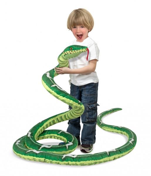Riesen-Schlange Maladon