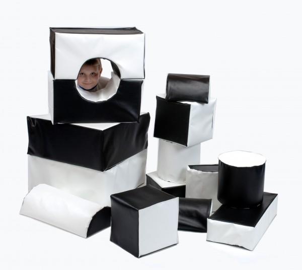 Contrastis Schwarzweiß-Riesen-Set