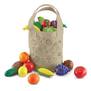 Einkaufstasche Obst und Gemüse