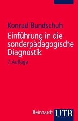 Bundschuh: Einführung in die sonderpädagogische Diagnostik