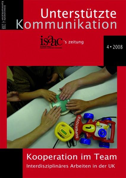 Unterstützte Kommunikation 4/2008