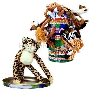 "Magnet-Tiere ""Dschungel"""