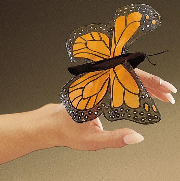 Mini-Monarch Schmetterling