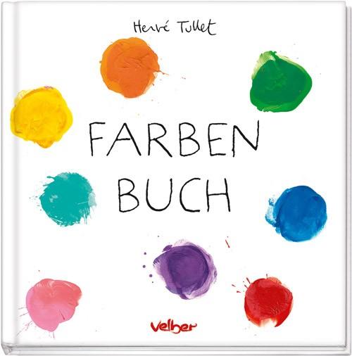 Tullet: Farben Buch