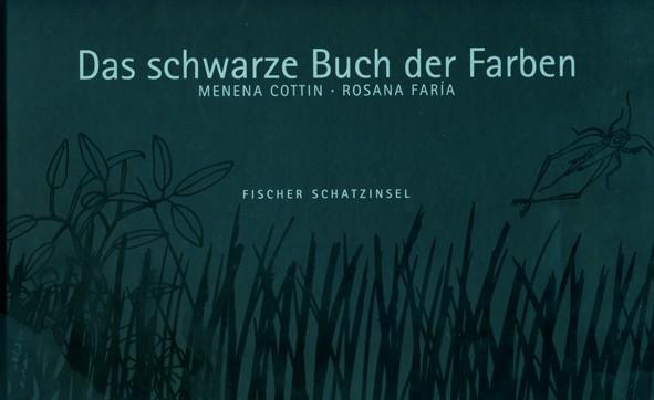 Cottin/Faria: Das schwarze Buch der Farben