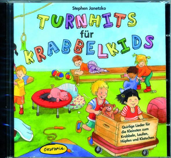 Janetzko: Turnhits für Krabbelkids CD-Audio