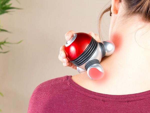 Atomo Massagegerät PRO mit LED bei ARIADNE