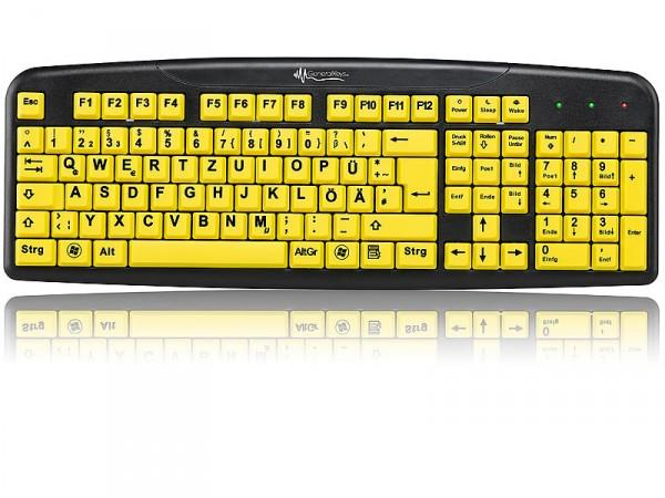 Kontrasta - Komfort-Tastatur