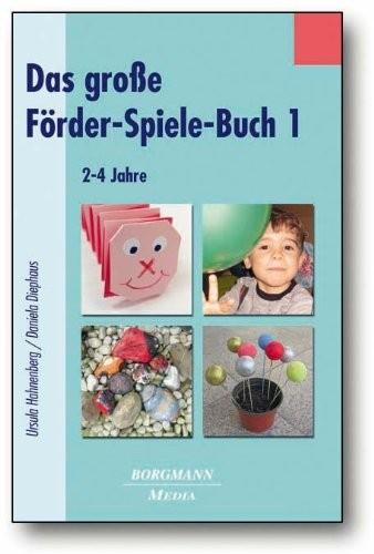Hahnenberg und Diephaus: Das große Förder-Spiele-Buch 1