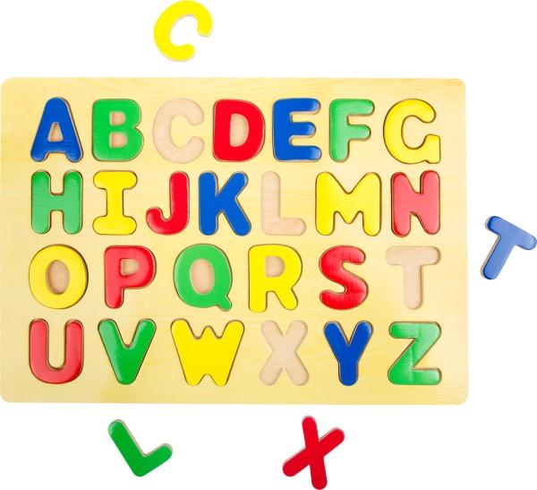 Setzpuzzle ABC bei ARIADNE