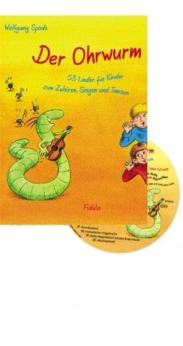 Spode: Der Ohrwurm mit Audio CD