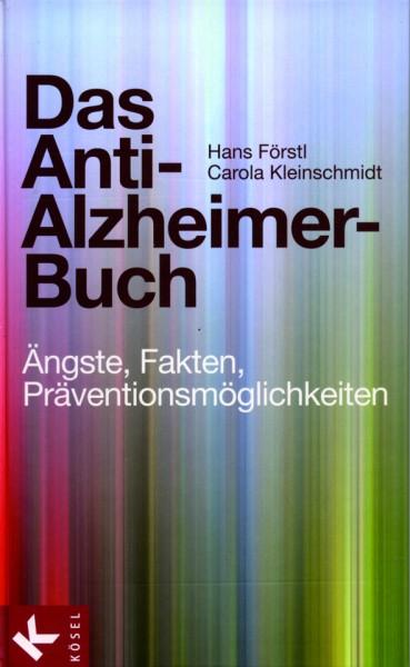 Förstl/Kleinschmidt: Das Anti-Alzheimer-Buch