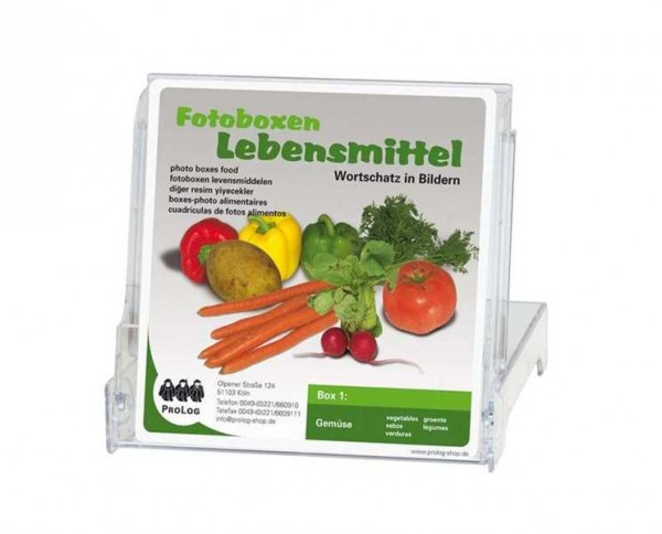 Fotobox Gemüse