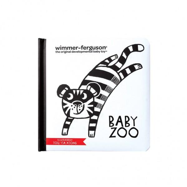 Schwarz-weiß Baby Zoo