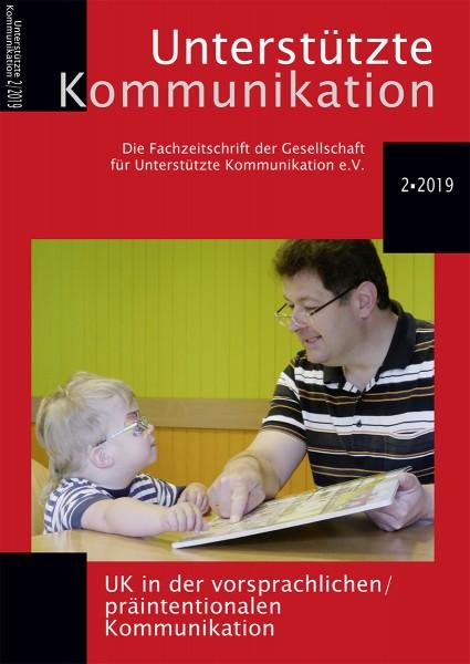 Unterstützte Kommunikation 2/2019