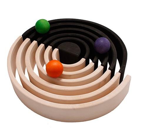 Monochro Bogenspiel