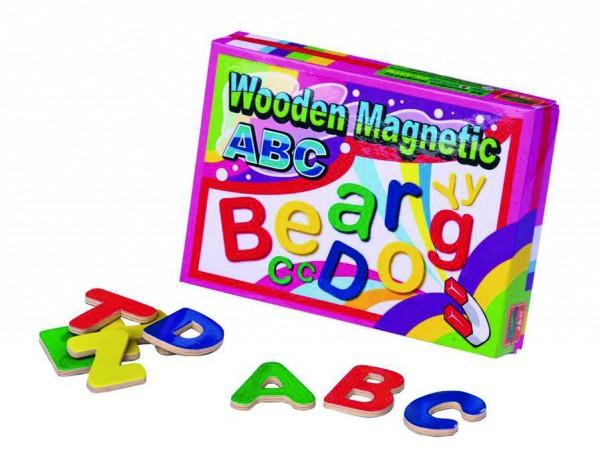 Magnosign - Magnetische Holzbuchstaben
