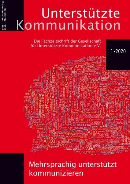 Unterstützte Kommunikation 1/2020